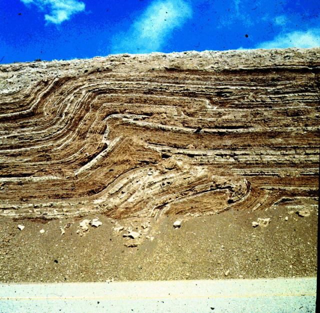 Images of folds and faults | Middle School Science at ... - photo#16